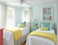 Colorful Beach Cottage Remodel from HGTV Magazine