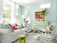 Colorful Beach Cottage Remodel from HGTV Magazine - Beach ...