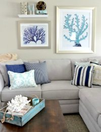 Inspiring Beach Wall Decor Ideas for the Space above the ...