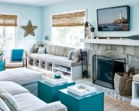 The Perfect Marriage -Light Blue & Natural Beachy ...