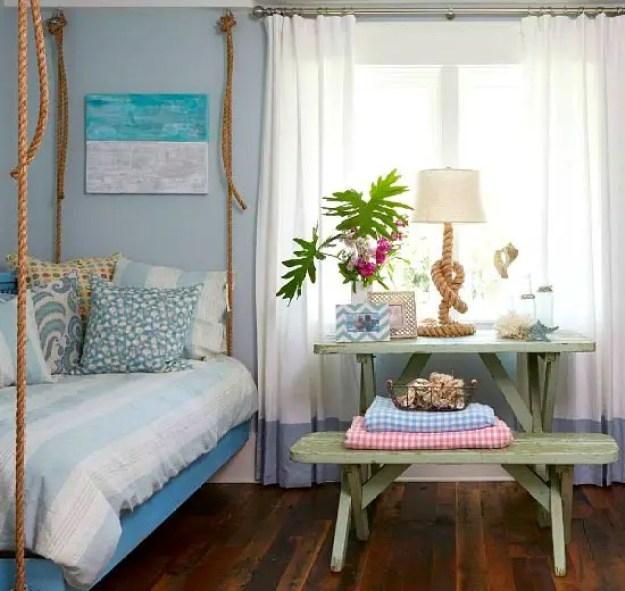 Hanging Bed in FL Bedroom