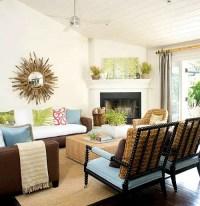 Wall Decor Ideas Above Sofa | Decoratingspecial.com