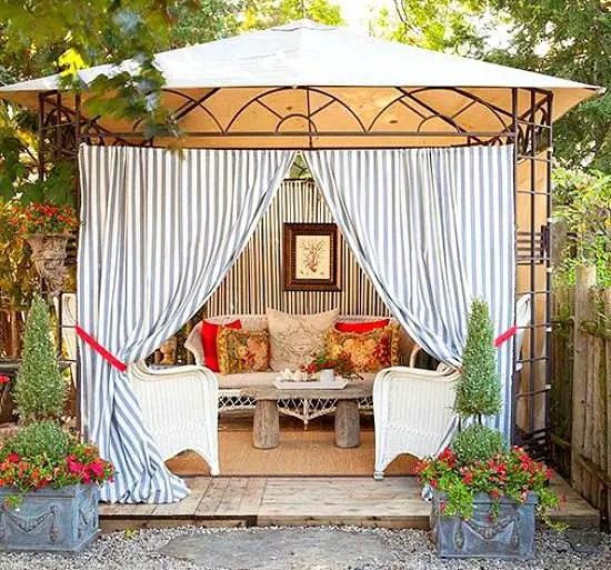 Backyard Cabana Ideas