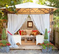 Backyard Cabana Ideas