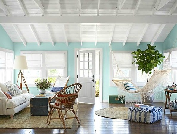 Create a Hammock Mini Escape in your Home Outdoors