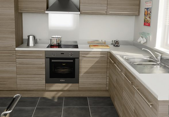 Create a True Beach Feel to your Kitchen and home with