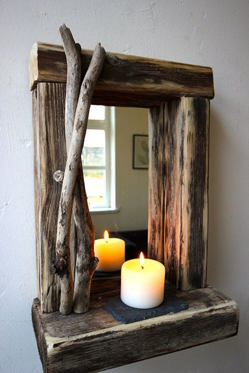 8 Clever Ways to Use Driftwood for Beach Decor  Beach