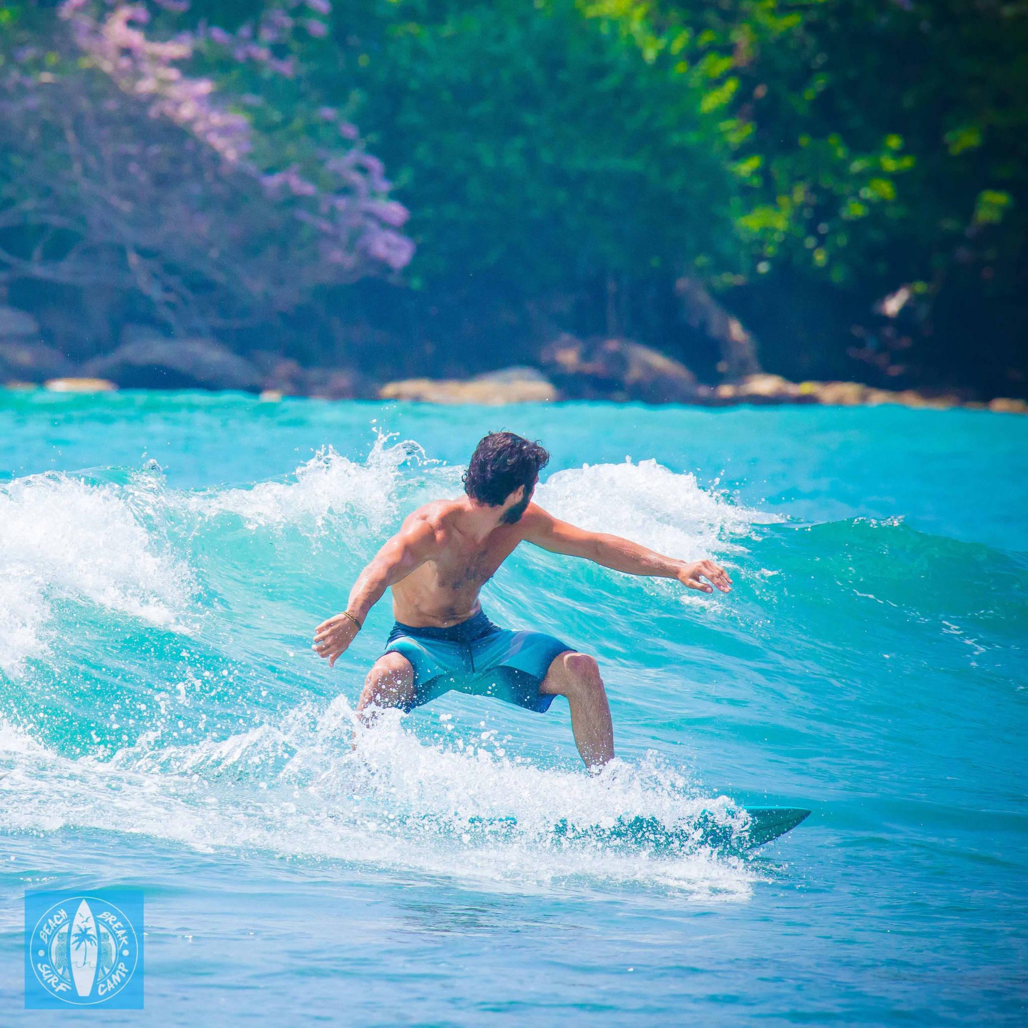 Beach Break Surf Camp Sri Lanka