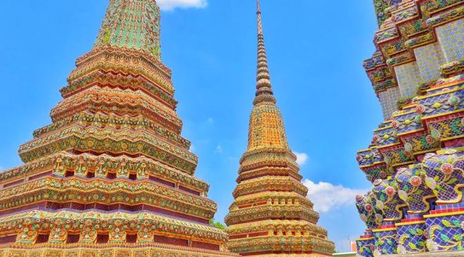 50 Things To Do in Bangkok, Thailand