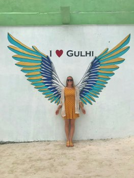 Picture of Gulhi island wings
