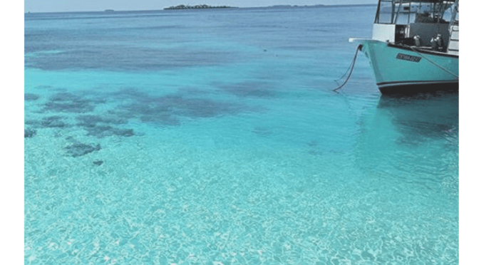 One Week in the Maldives Itinerary