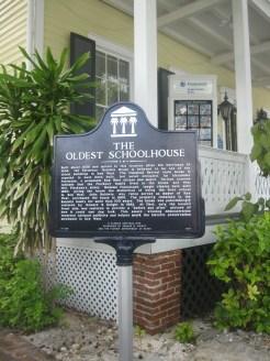 Key West's Oldest Schoolhouse