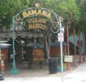 Entrance to Bahama Village