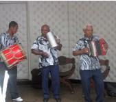 Morning Music in Santo Domingo