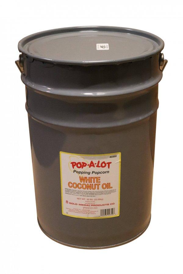White Coconut Oil 50 lb pail (1 count) | Beach Cities ...