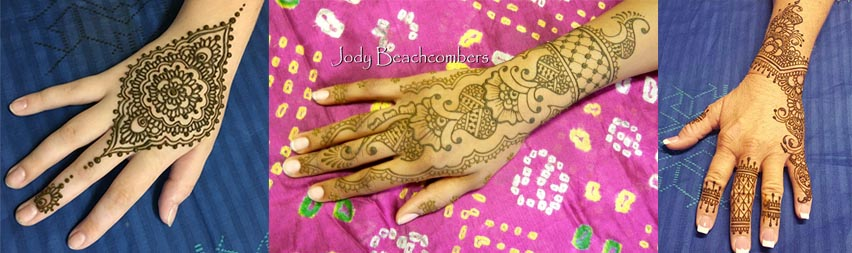 Orlando Henna Designs for mehndi tattoos
