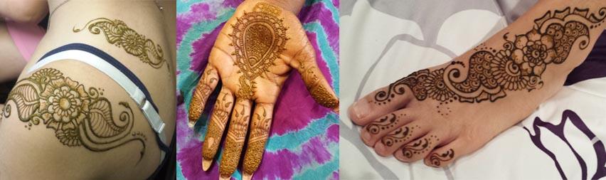 Orlando henna tattoos professional mehndi artist