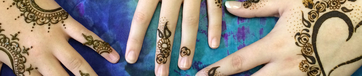 Book a henna party in Orlando