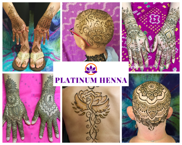 Get a henna tattoo in Orlando