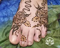 Learn Shading Henna Lab