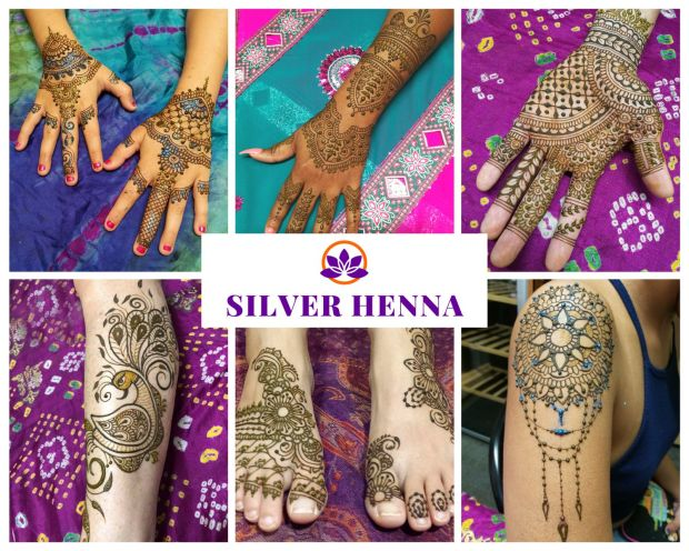 Gorgeous henna Orlando