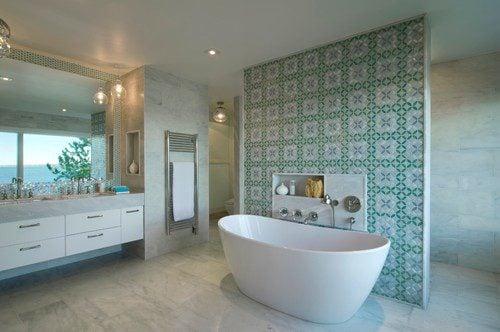 title   Modern Beach Bathroom Decor