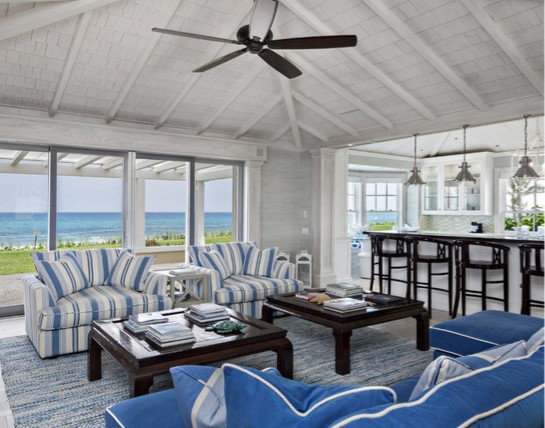 elegant christmas living room decor design a online for free beautiful beach cottage ideas - beachfront