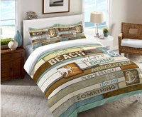 Best Kids Beach Bedding - Beachfront Decor