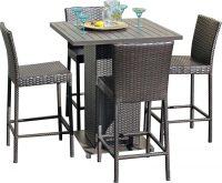 Outdoor Wicker Patio Furniture - Beachfront Decor