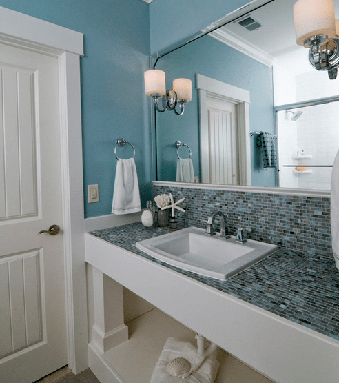 101 Beach Themed Bathroom Ideas