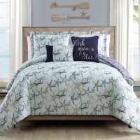 Lighthouse Comforter Sets. Blue Nautical Childrens Bedding ...