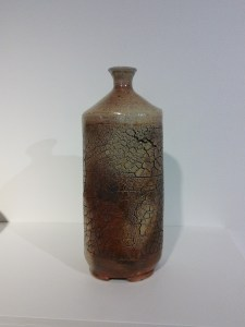 """Textured altered vase"" by Hiroshi Ogawa"