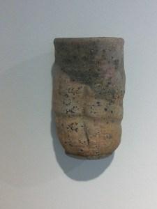 """""""Small wall hanging vase"""" by Hiroshi Ogawa"""