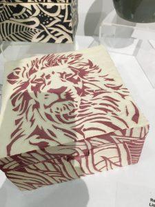 """""""Lion Box"""" by Rendi Welker"""