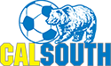 LOGO Cal South main page strip