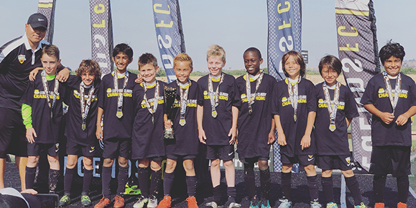 picture of Beach FC B08 Matt Dold Legends Classic Champions southern california club soccer