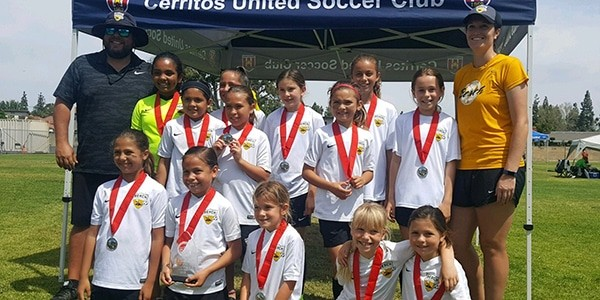 picture of beach fc marroquin g10 great state tournament