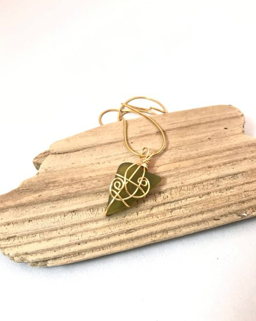 Olive You! Necklace