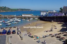 Tenby North & Harbour Pembrokeshire Wales Beach