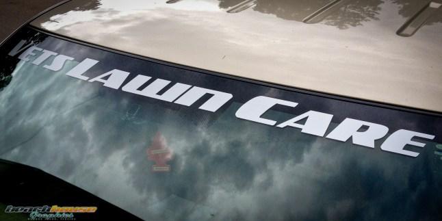 Orlando - Jacksonville - Vehicle Lettering, Vinyl Decal - Car Sticker - Car Advertising-2
