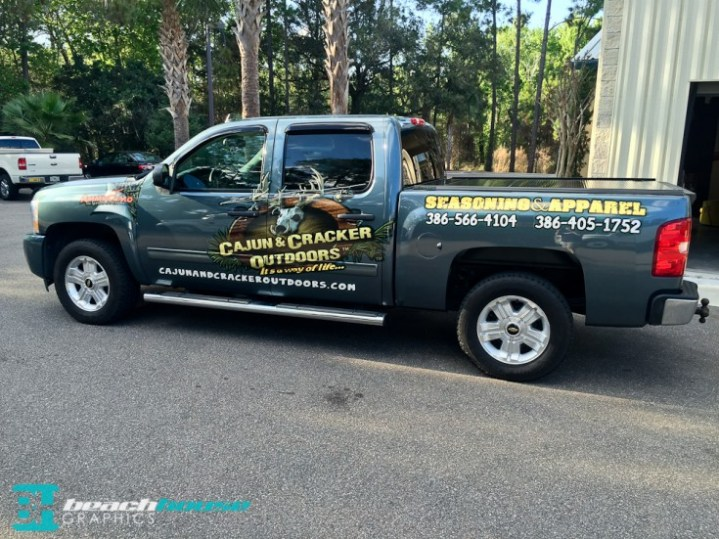 Sign Shop and Custom Wraps in Ormond Beach FL