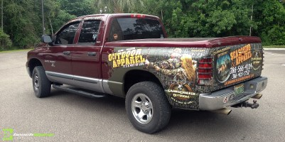 Vehicle Graphics - Truck Wraps - Sign Shop