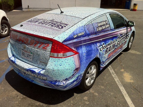 Sign and Vehicle Wraps - Port Orange