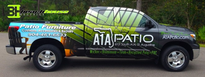 See Through Glass Sticker Custom Vehicle Wraps