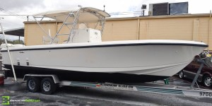 Before Boat Wrap