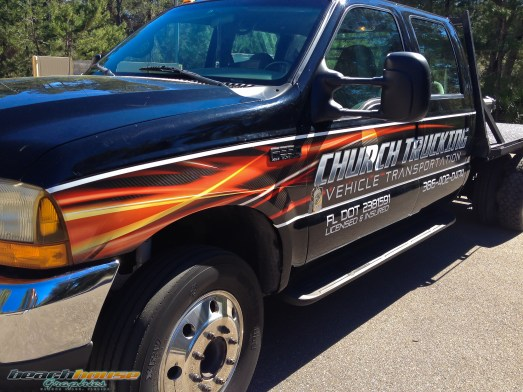 Vehicle Signs and Graphics
