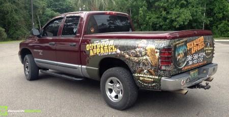 Vehicle Graphics - Truck Wraps - Sign Shop