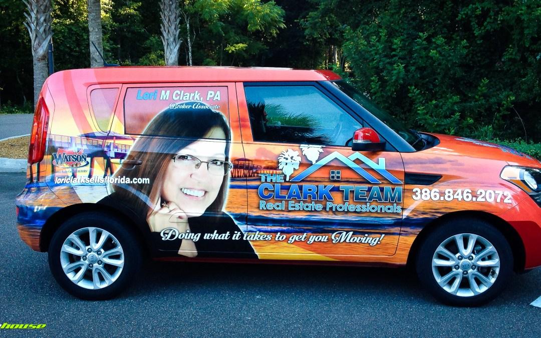Realtor Vehicle Advertising