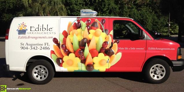Palm Coast Van Wrap & Vehicle Graphics