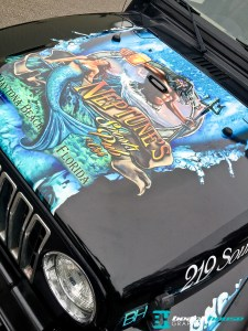 Jeep Wrap and Graphics